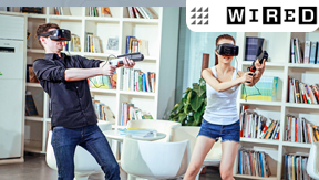 OUT IN THE OPEN: A VIRTUAL REALITY GADGET THAT ANYONE CAN HACK