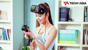 This is China's answer to the Oculus Rift, and it's now on Kickstarter