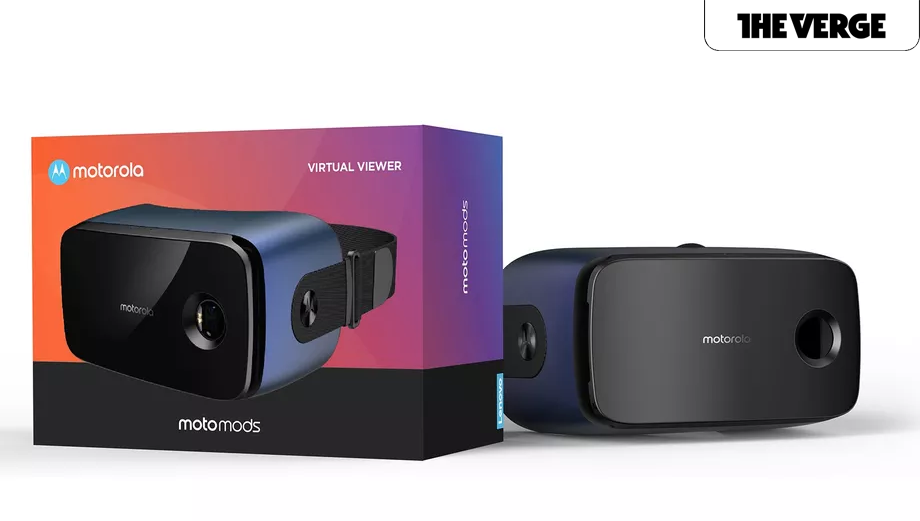Motorola is working on a VR headset for its phones