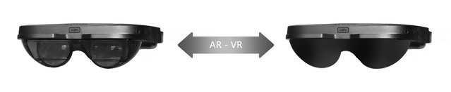 AntVR Announces First Stretch Goal For MIX AR Headset, a VR Visor Add-on