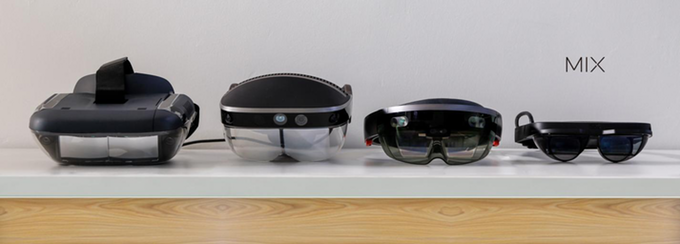 ANTVR Launches Kickstarter for its Compact AR Headset